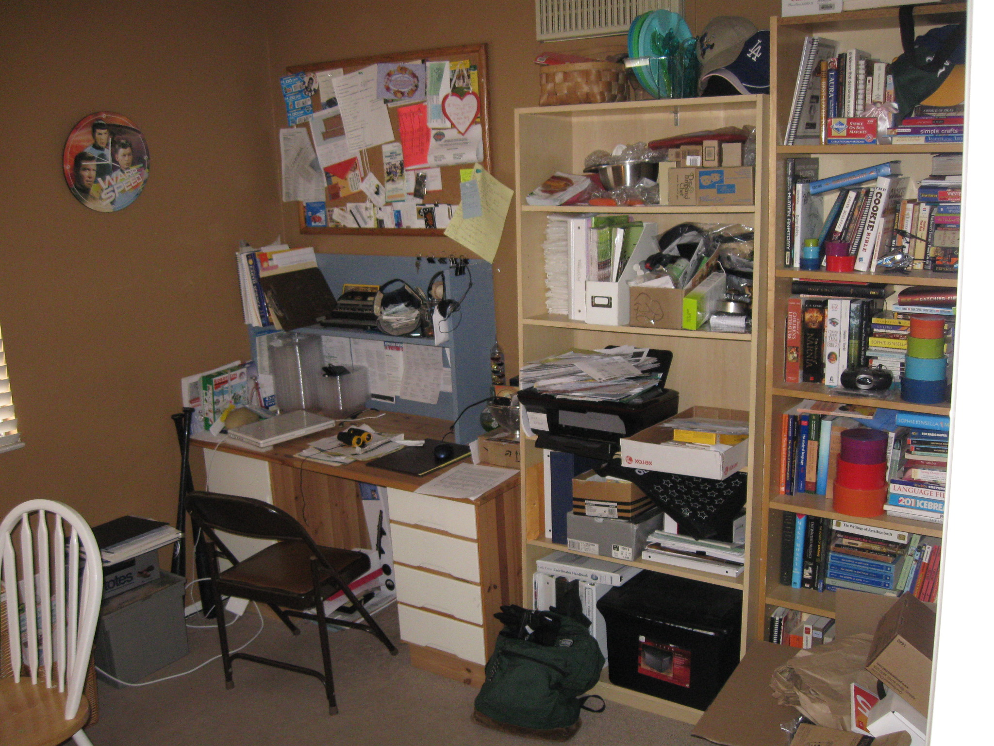 Before And After Pics Of Home Office Makeover Cicco