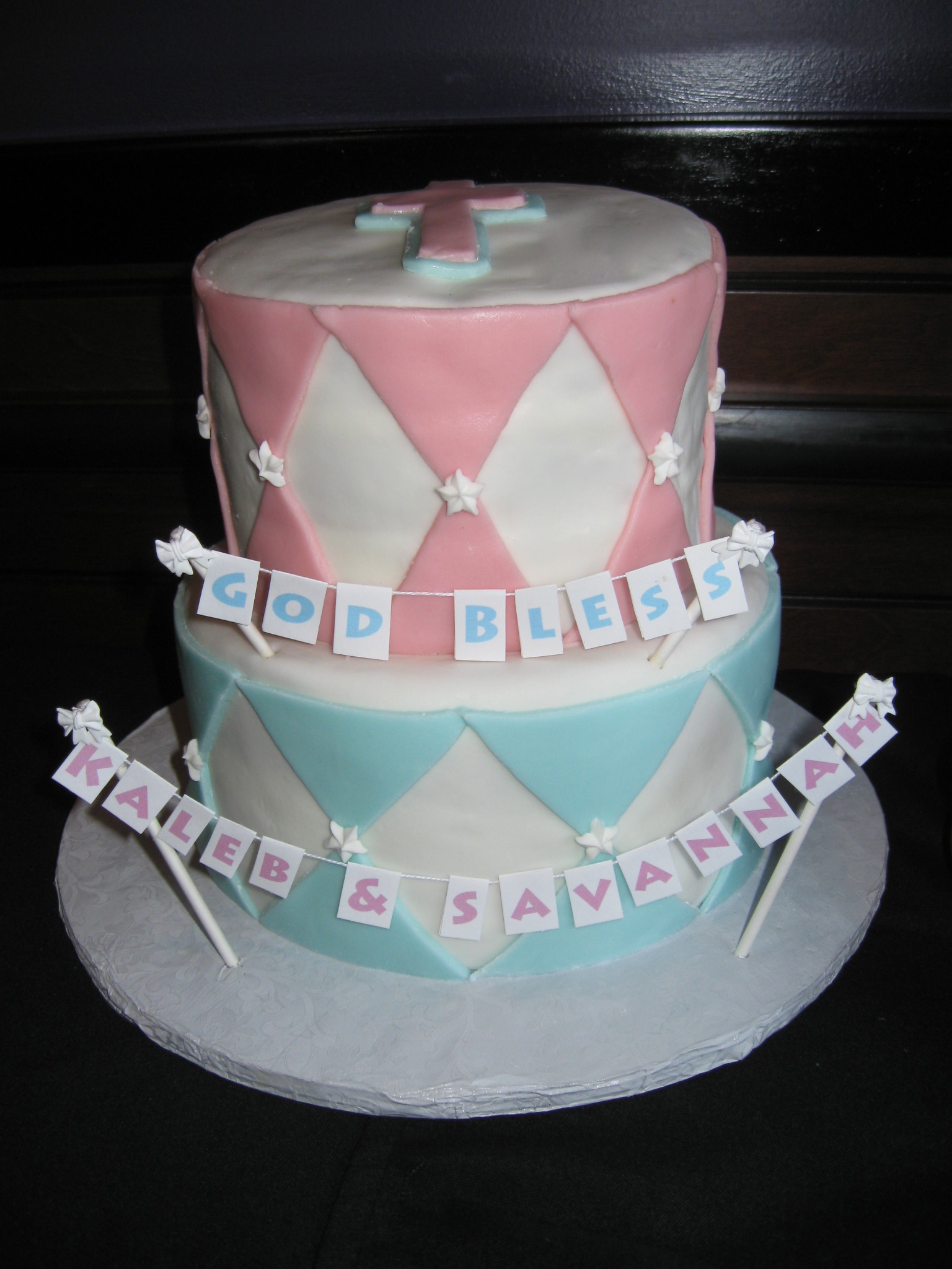 Baby Dedication Cake Images : Drum Cake for Baby Dedication Cicco Creations
