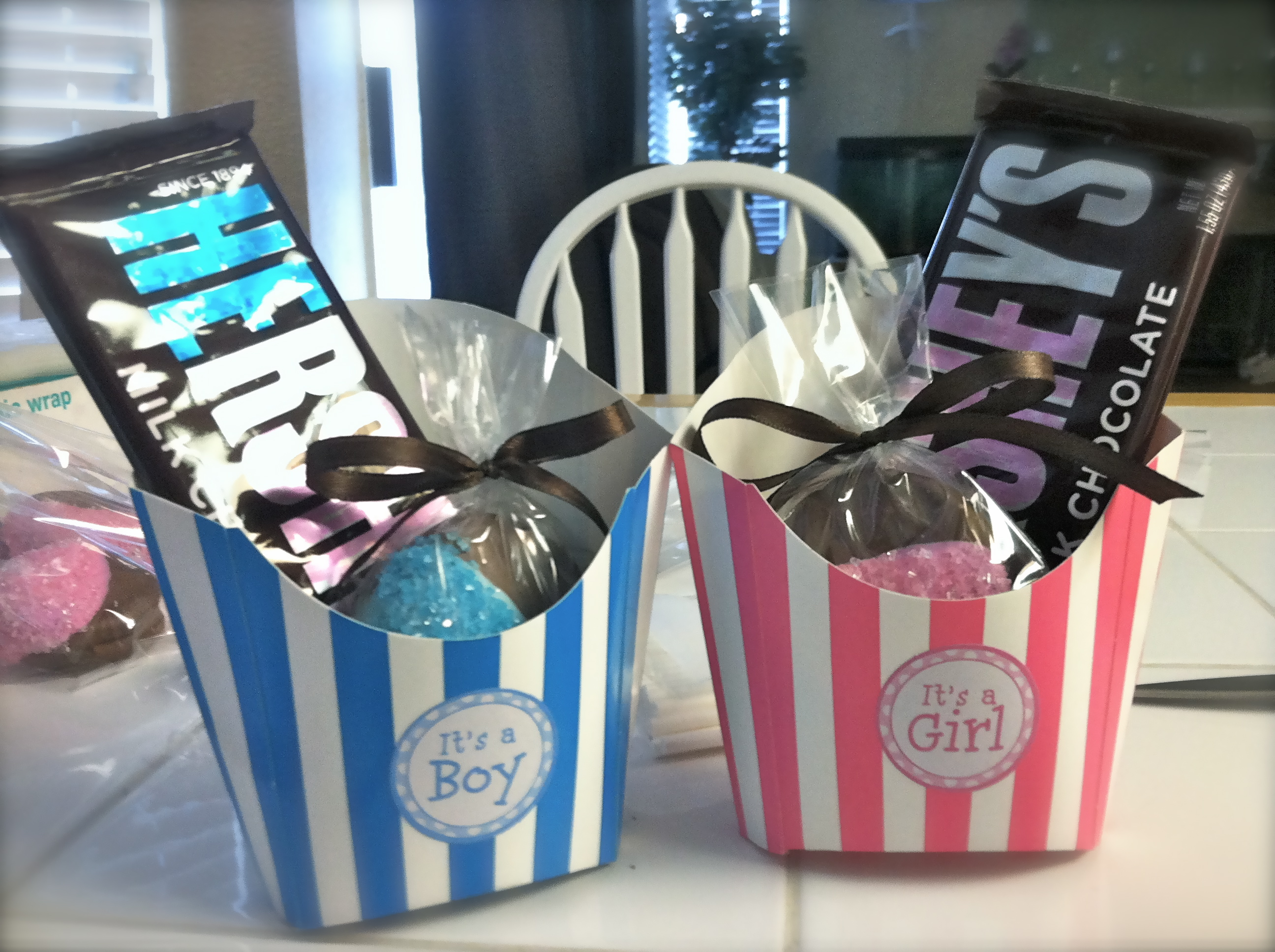 Our Gender Reveal Party | Cicco Creations